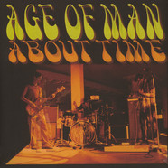 Age Of Man - About Time Black Vinyl Edition