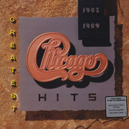 Chicago - Greatest Hits 1982-1989