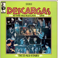 Tico All-Stars - Descargas At The Village Gate Live