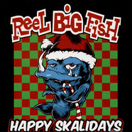 Reel Big Fish - Happy Skalidays Gold Vinyl Edition