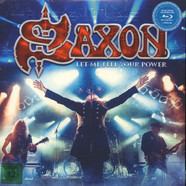Saxon - Let Me Feel Your Power