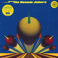 Cosmic Jokers, The - The Cosmic Jokers Blue Vinyl Edition