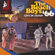 Beach Boys, The - Live In Japan 66