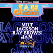 Milt Jackson / Ray Brown - Milt Jackson Ray Brown Jam