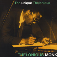 Thelonious Monk - The Unique Thelonious