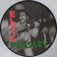 Elvis Presley - Elvis Presley Picture Disc Edition