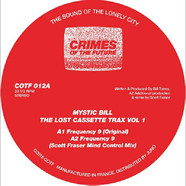 Mystic Bill - The Lost Casette Trax Volume 1