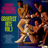 Smokey Robinson & The Miracles - Greatest Hits Vol. 1