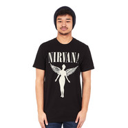 Nirvana - In Utero Tour T-Shirt