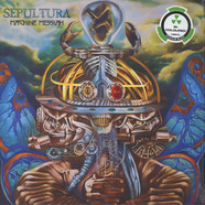 Sepultura - Machine Messiah Bi-Coloured Vinyl Edition