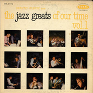 Manny Albam - The Jazz Greats Of Our Time Vol.1