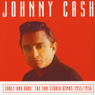 Johnny Cash - Early And Rare: The Sun Studio Demos 1955 / 1956