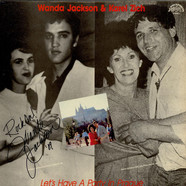 Wanda Jackson & Karel Zich - Let's Have A Party In Prague