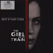 Danny Elfman - OST Girl On The Train Red Vinyl Edition