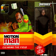 Motion Man Featuring Kut Masta Kurt - Clearing The Field