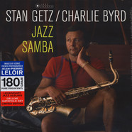 Stan Getz& Charlie Byrd - Jazz Samba  - Jean-Pierre Leloir Collection