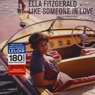Ella Fitzgerald - Like Someone In Love  - Leloir Collection