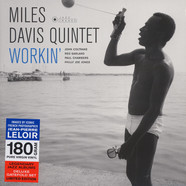 Miles Davis Quintet - Workin'  - Jean-Pierre Leloir Collection