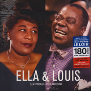 Ella Fitzgerald & Louis Armstrong - Ella & Louis  - Jean-Pierre Leloir Collection