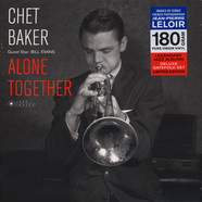 Chet Baker & Bill Evans - Alone Together  - Jean-Pierre Leloir Collection