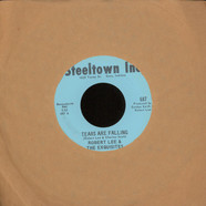 Robert Lee & The Exquissites - Tears Are Falling / Lisa