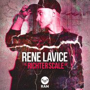 Rene Lavice - The Richter Scale EP