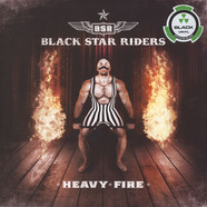Black Star Riders - Heavy Fire Black Vinyl Editon