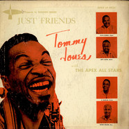 Tommy Jones With The Apex All-Stars - Just Friends