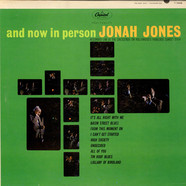 Jonah Jones - And Now In Person Jonah Jones