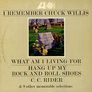 Chuck Willis - I Remember Chuck Willis