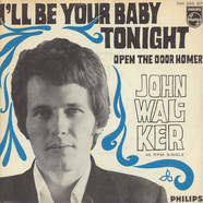 John Walker - I'll Be Your Baby Tonight