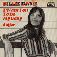 Billie Davis - I Want You To Be My Baby