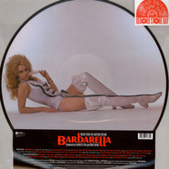 Charles Fox & Bob Crewe - OST Barbarella Picture Disc Edition