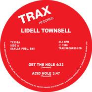 Lidell Townsell - Get The Hole