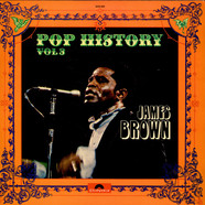 James Brown - Pop History Vol 3