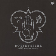 Boysetsfire - While A Nation Sleeps Orange Vinyl Edition