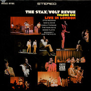 V.A. - The Stax / Volt Revue, Volume One, Live In London