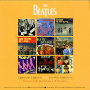 Beatles, The - Calendar 2009
