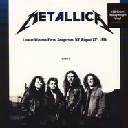 Metallica - Live at Winston Farm Saugerties NY August 13 1994
