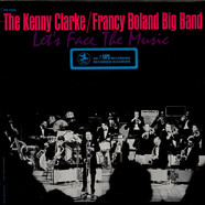 Clarke-Boland Big Band - Let's Face The Music