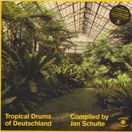 Jan Schulte AKA Wolf Müller presents - Tropical Drums Of Deutschland