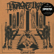 Vastum - Carnal Law Black Vinyl Edition
