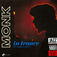 Thelonious Monk - In France - The Complete Concert