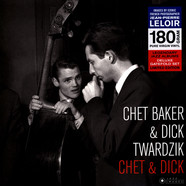 Chet Baker Quartet with Dick Twardzik - Chet & Dick