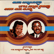 Little Junior Parker / Bobby Bland - Blues Consolidated