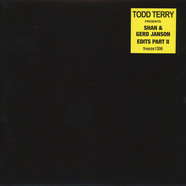 Todd Terry - Todd Terry Presents: Shan & Gerd Janson Edits Volume 2