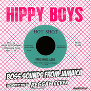 Peter Austin & Hortense Lewis / Charlie Ace & The Hippy Boys - Bang Shang Alang / Julia Cesar