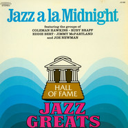Coleman Hawkins, Ruby Braff, Jimmy McPartland, Eddie Bert, Joe Newman - Jazz A La Midnight