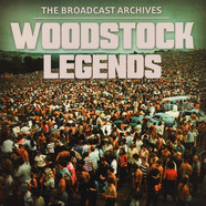 V.A. - Woodstock Legends