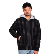 Stüssy - Wool Stripe Bomber Jacket